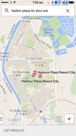 Harbour Plaza Resort City Hong Kong : Hong Kong's City of Sadness, built on swamplands near China'a border