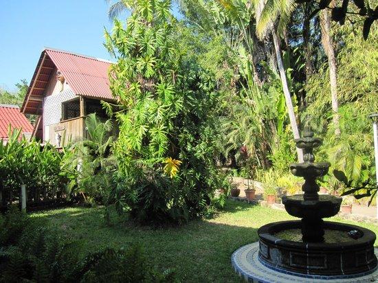 Quinta Erika: Garden