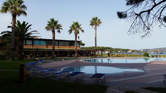 Corte Rosada Couples Resort & SPA: piscina
