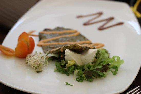 Samba Vallarta All Inclusive: Cactus Salad