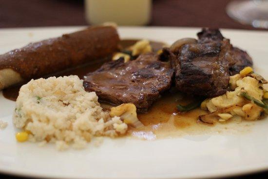 Samba Vallarta All Inclusive: Mexican Beef dish