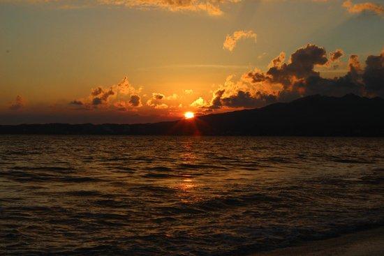 Samba Vallarta All Inclusive: Sunset