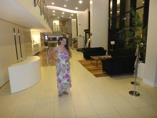 Holiday Inn Fortaleza: Recepção do Hotel