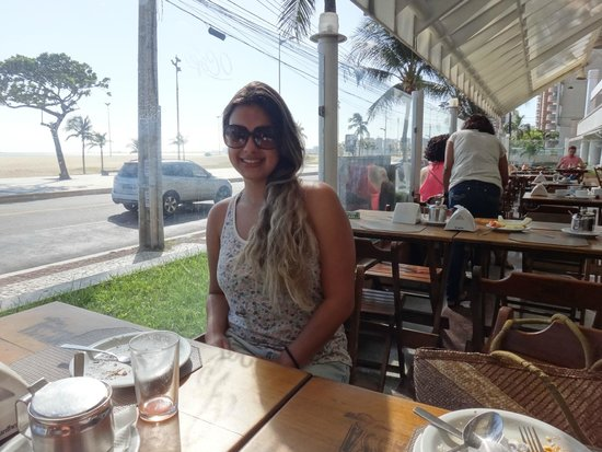 Holiday Inn Fortaleza: Café da manhã
