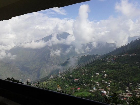 The Srikhand (HPTDC): view from DBR with private balcony