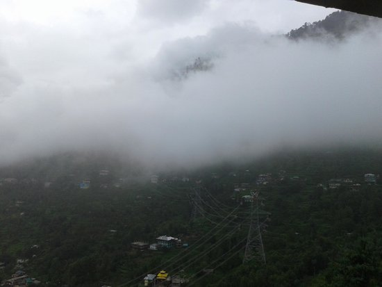 The Srikhand (HPTDC): late evening view