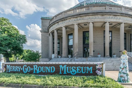 Merry Go Round Museum Sandusky Ohio Pictures 34