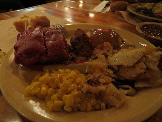 Lambert's Cafe: Dinner