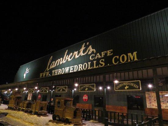 Lambert's Cafe: Lambert's