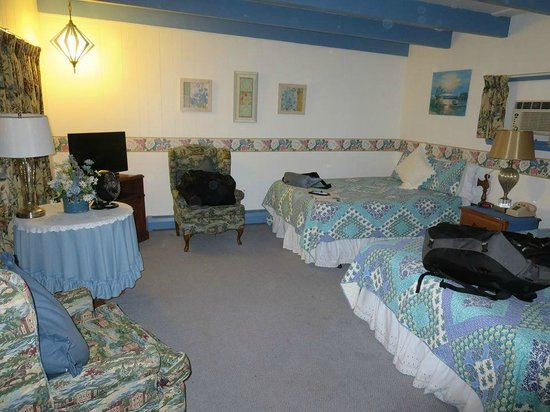 Claddagh Motel & Suites : Inside of our room