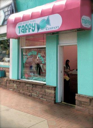 The Estes Park Taffy Company
