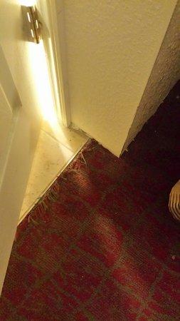 Americana Inn & Suites: Gross