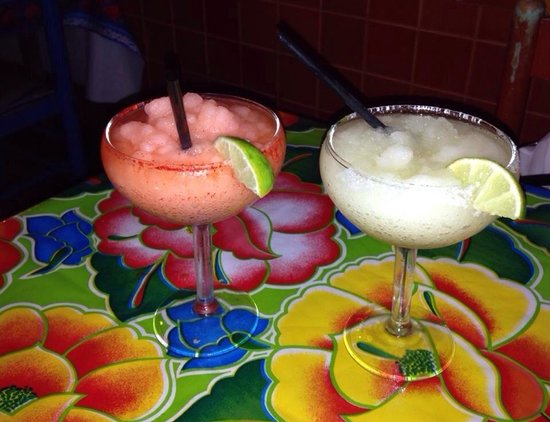 Cholos Homestyle Mexican Restaurant: Amazing margaritas