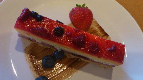 Delta Hotels by Marriott Quebec: Dessert