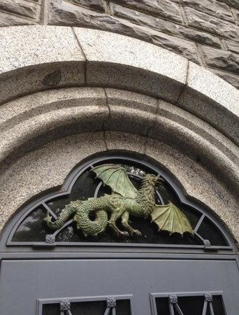 Boroughs Of The Dead: Macabre New York City Walking Tours: Dragons in Central Park