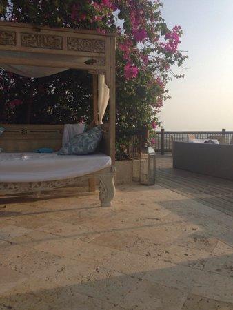 Karmairi Hotel Spa: Poolside