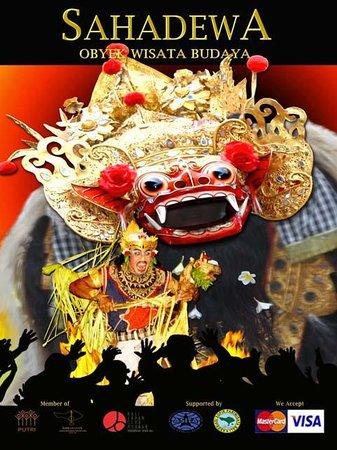 Sahadewa Barong Dance & Fire Dance