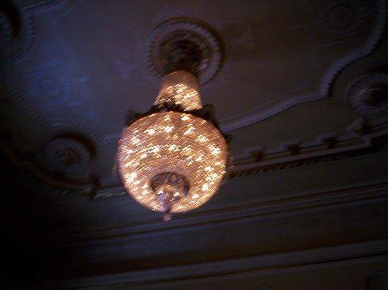 Teatro Solis: Araña