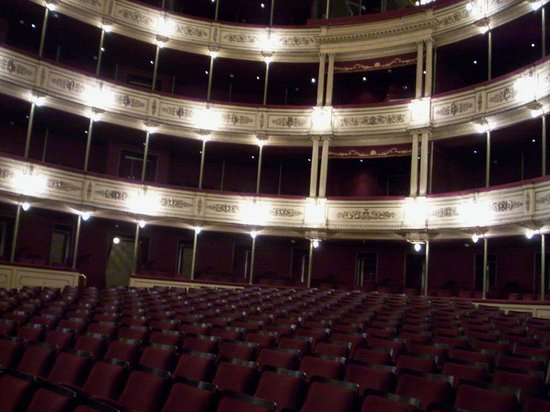 Teatro Solis: Palcos