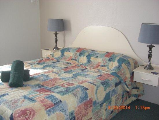 Walgett Motel: Deluxe Room