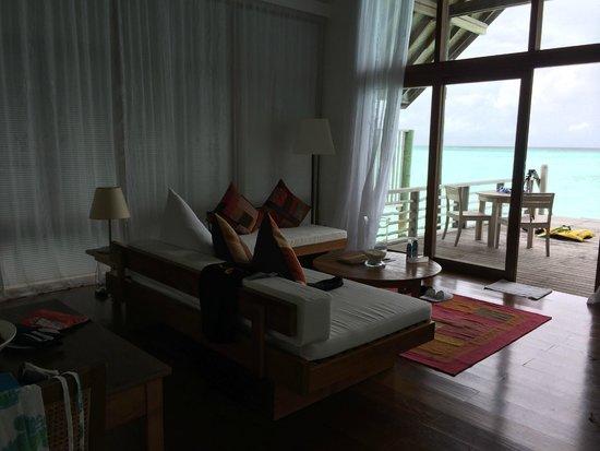 Cocoa Island by COMO: Room
