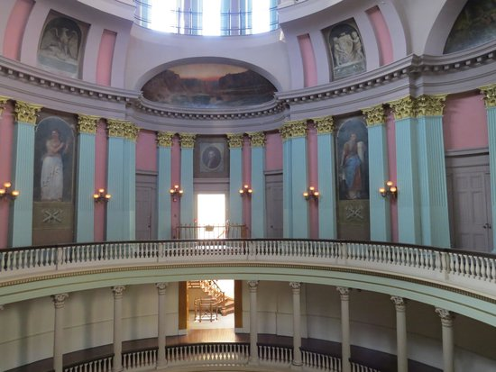 Old Courthouse : Rotunda view