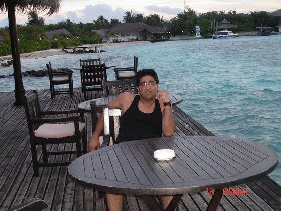 Cinnamon Dhonveli Maldives: the restaurant