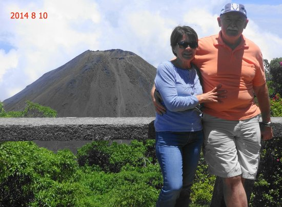 National Park Cerro Verde: National Park