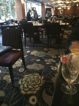 The Hotel du Collectionneur Arc de Triomphe: Dining area