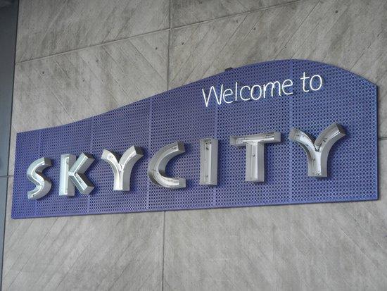 SKYCITY Hotel: Sky City hotel.