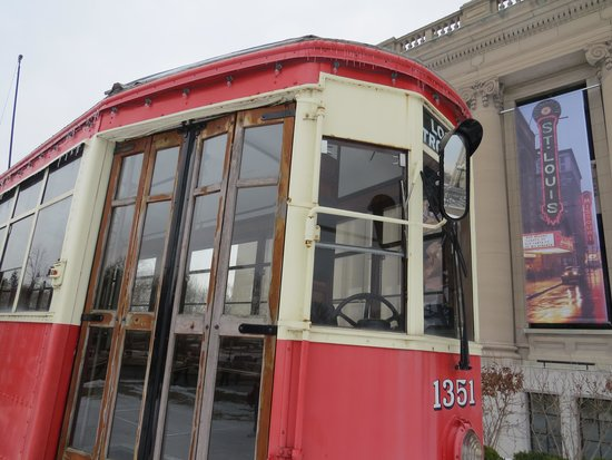 Missouri History Museum : History museum