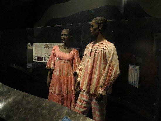 Missouri History Museum : Katherine Dunham dancers outfits