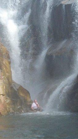 duPlooy's Jungle Lodge: Big Rock Falls