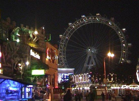 Praterstern: Prater Amusement park