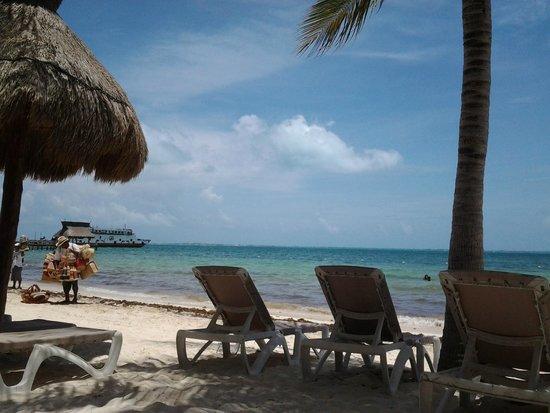Villa del Palmar Cancun Beach Resort & Spa: Beach