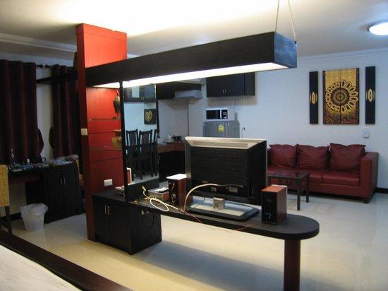 Chiangmai Smith Residence: スイートルーム3