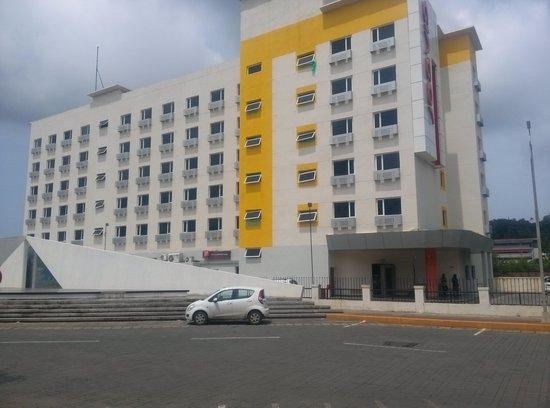 โรงแรมจิงเจอร์ กัว: Proper hotel In Panjim