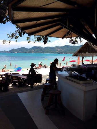 Ark Bar Beach Resort : bellissimo
