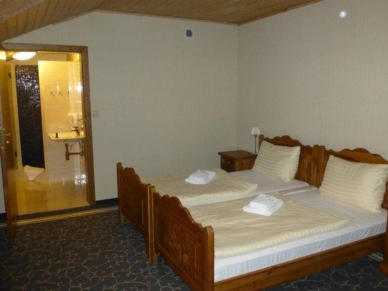Meta Hotel: Zimmer
