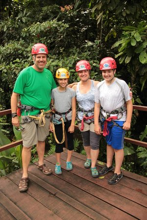 Canopy Safari: Fun adventure