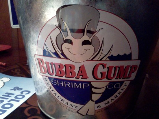 Bubba Gump Shrimp Co. Restaurant and Market: Bubba