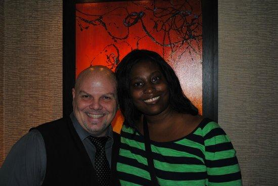 JW Marriott New Orleans: George and Vikeasha