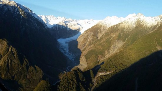 Mountain Helicopters: View on my 10-minute flight