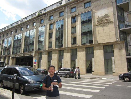 Hotel du Collectionneur: Hotel Front