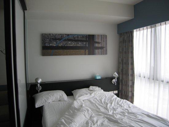 Citadines Sukhumvit 11 Bangkok: ベッド