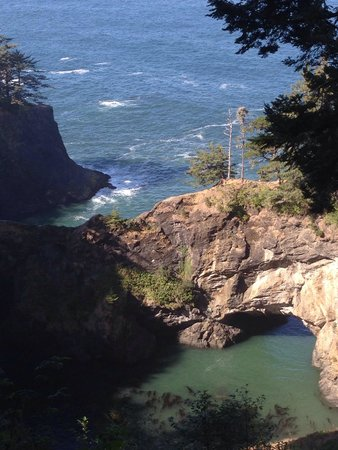 Samuel H. Boardman State Scenic Corridor : it's only natural