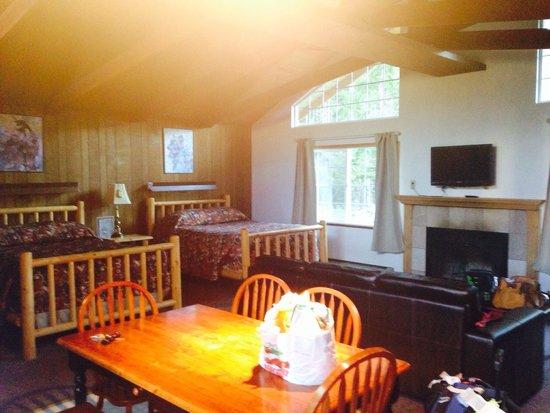 Mountain View Lodge: Unit 15 A-FRAME