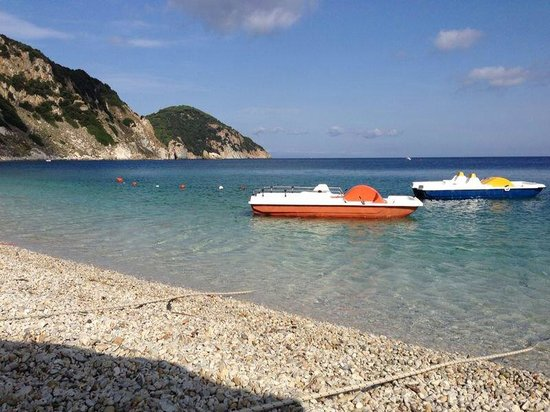 Spiaggia di Sansone: Sansone