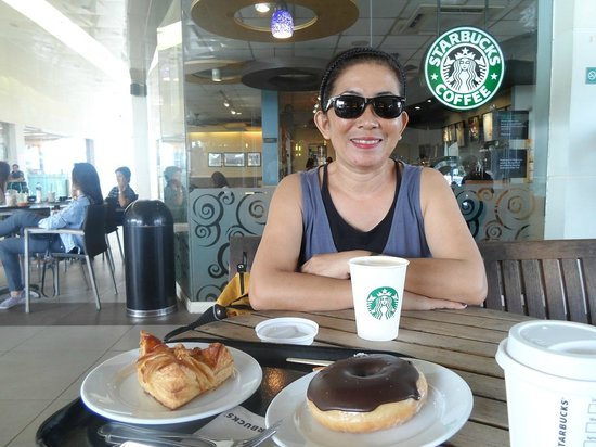 Starbucks: Coffee and more