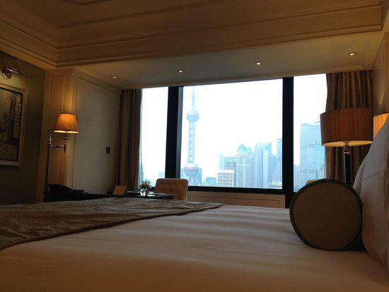 Waldorf Astoria Shanghai on the Bund: Spacious, elegant, clean and fully automated...